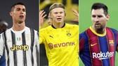 Erling Haaland khiêm tốn trước sự so sánh với Lionel Messi, Cristiano Ronaldo.