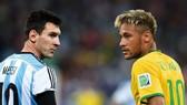 Đáng tiếc khi cuộc đối đầu Lionel Messi và Neymar vào cuối tháng sẽ không thể diễn ra.