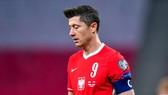 Ba Lan thận trọng với thể trạng của Robert Lewandowski trước Euro. Ảnh: Getty Images