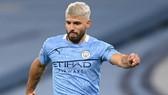 Sergio Aguero sẽ rời Man.City vào cuối mùa giải. Ảnh: Getty Images