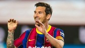 Lionel Messi sẽ nhận đề nghị gia hạn trước khi mùa giải kết thúc. Ảnh: Getty Images