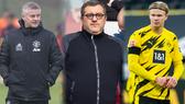 Mino Raiola quyết tâm ngăn Erling Haaland tái hợp với HLV cũ Ole Gunnar Solskjaer?