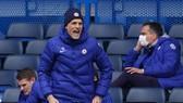 HLV Thomas Tuchel tin tưởng cầu thủ Chelsea sẽ nhanh chóng quật khởi trở lại. Ảnh: Getty Images