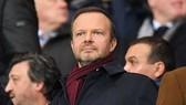 Ed Woodward từ chức phó Chủ tịch điều hành Man.United sau 8 năm. Ảnh: Getty Images