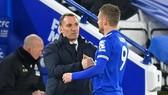 HLV Brendan Rodgers hài lòng trước sự trở lại của những trụ cột. Ảnh: Getty Images
