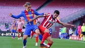 Atletico Madrid và Barcelona đã cầm hòa 0-0 tại Camp Nou. Ảnh: Getty Images