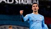 Ferran Torres chứng tỏ có thể đảm nhận nhiệm vụ ghi bàn cho Man.City. Ảnh: Getty Images