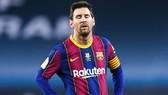 Lionel Messi về đội tuyển và để ngỏ tương lai ở Barca. Ảnh: Getty Images