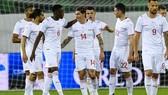 Thụy Sĩ thắng tuyển Mỹ 2-1 trong trận giao hữu hôm Chủ nhật.