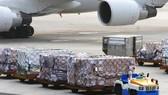 Sản lượng vận tải hàng hóa của hàng không tăng 15%