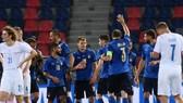 Tuyển Italy vượt qua CH Séc với tỷ số 4-0 ở trận giao hữu cuối cùng. Ảnh: Getty Images