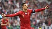 Cristiano Ronaldo trước hành trình chinh phục kỷ lục tại Euro 2020. Ảnh: Getty Images