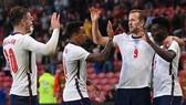 Harry Kane tin sự cân bằng giữa sức trẻ và kinh nghiệm sẽ mang lại cơ hội tốt cho tuyển Anh. Ảnh: Getty Images