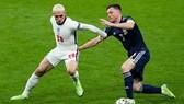 Lần đầu tiên Anh và Scotland hòa 0-0 tại Wembley. Ảnh: Getty Images