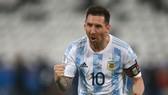Lionel Messi cuối cùng cũng đạt được vinh quang cùng đội tuyển.
