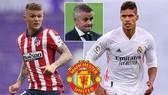 Kieran Trippier và Raphael Varane sẽ củng cố hàng thủ Man.United vững mạnh hơn.