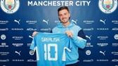 Jack Grealish ra mắt với chiếc áo số 10 tại Man.City.