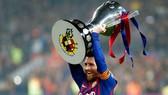 Lionel Messi lần đầu vô địch La Liga với tư cách đội trưởng Barca mùa 2018-2019, và cũng là cuối cùng của anh.