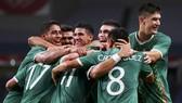 Mexico giành HCĐ môn bóng đá nam Olympic Tokyo 2020.