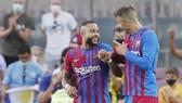 Memphis Depay cho thấy đag hòa nhập rất nhanh ở Barcelona.