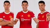 Man.United chính thức công bố Cristiano Ronaldo trở lại.