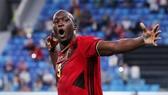 Romelu Lukaku tiếp tục tỏa sáng với cú đúp cho tuyển Bỉ.