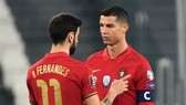 Cristiano Ronaldo và Bruno Fernandes sẽ mang cảm hứng từ tuyển Bồ Đào Nha đến Man.United.