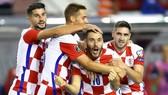 Croatia lấy lại ngôi đầu bảng H vòng loại World Cup 2022.