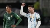 Lionel Messi vẫn không ngừng chinh phục những kỷ lục ghi bàn.