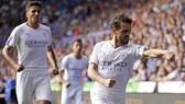 Màn ăn mừng mang đầy sự giải tỏa của Bernardo Silva. Ảnh: Getty Images