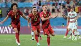Axel Witsel và tuyển Bỉ loại Bồ Đào Nha ở Euro 2020, nhưng không thể đi trọn hành trình.