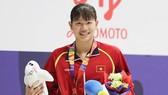 Ánh Viên giành 25 HCV qua các kỳ SEA Games đã tham dự.