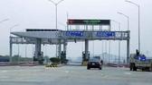 Trạm thu phí Tam Nông thuộc Km 67+300, Quốc lộ 32 tỉnh Phú Thọ