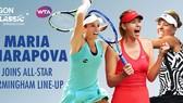 Maria Sharapova nhận wild-card đến Birmingham