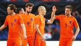 3 điểm nằm trong tầm tay tuyển Hà Lan.
