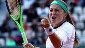 Jelena Ostapenko đang thể hiện khát vọng tuổi 20.
