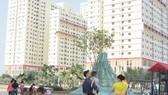 TPHCM chỉ mới đáp ứng 37% nhu cầu nhà ở đối với các đối tượng                                    thu nhập thấp tại đô thị                   Ảnh: HUY ANH