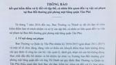 2 tập thể, 11 đảng viên quận Tân Phú bị kỷ luật  