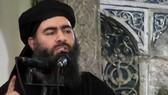 Thủ lĩnh Abu Bakr al-Baghdadi được chho là vẫn còn sống. Ảnh: THE SUN