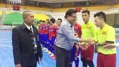 Futsal Việt Nam đã có chuyến tập huấn bổ ích tại Thái Lan.