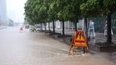 Cảnh báo mưa lớn trên diện rộng ở Bắc bộ