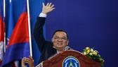 Cựu Phó Thủ tướng Campuchia Nhiek Bunchhay. Nguồn: THE CAMBODIA DAILY