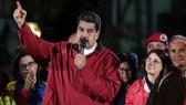 Trước đó, Tổng thống Venezuela Nicolas Maduro cũng lọt vào danh sách trừng phạt của Mỹ. Ảnh REUTERS
