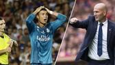 Ronaldo bị treo giò 5 trận- Không phải là thảm họa