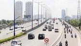 Cầu Sài Gòn 2 - một trong những dự án hạ tầng giao thông  được HFIC  hỗ trợ vốn vay Ảnh:  NGỌC CHÂU