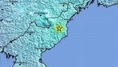 Các chuyên gia Mỹ cũng cho rằng đã xảy ra tình trạng sập đường hầm sau vụ thử hạt nhân của Triều Tiên do cơn địa chấn. Ảnh: EPA