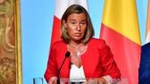 Đại diện cấp cao phụ trách chính sách an ninh và đối ngoại EU Federica Mogherini. Ảnh: THX/TTXVN
