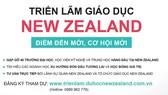 Triển lãm Giáo dục New Zealand 2017