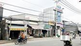 Nhà đất trên tuyến dọc quốc lộ 50 - đoạn khu Nam xã Bình Hưng, huyện Bình Chánh - sẽ được xem xét cấp giấy chủ quyền cho người dân