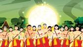Phim hoạt hình Con Rồng cháu Tiên 2017 nhận được nhiều phản hồi tích cực